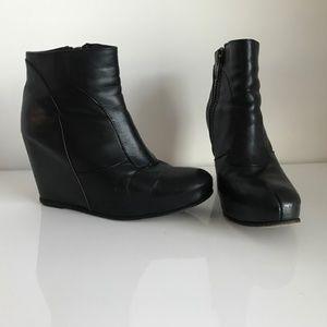 Trosman Rick Owens Style Boots